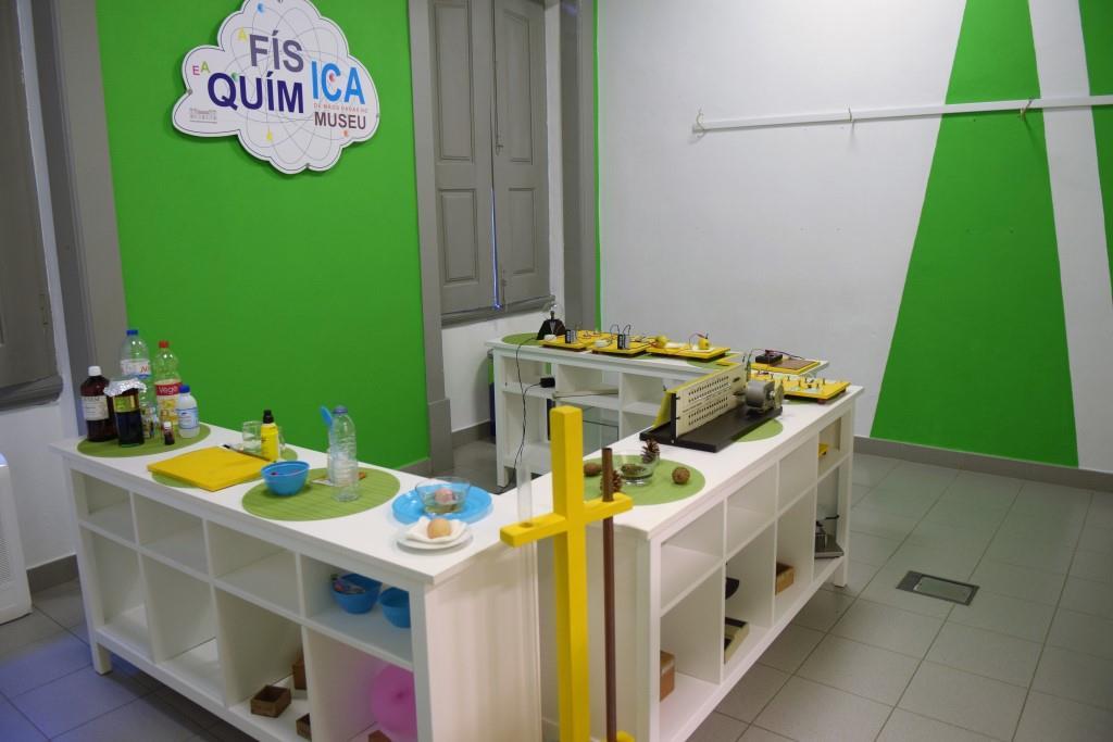 Salas pedagógicas