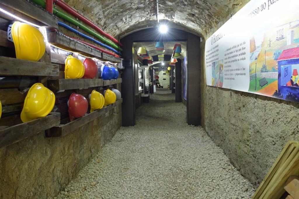 Túnel da Central